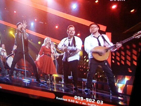 Joacim Cans Melodifestivalen