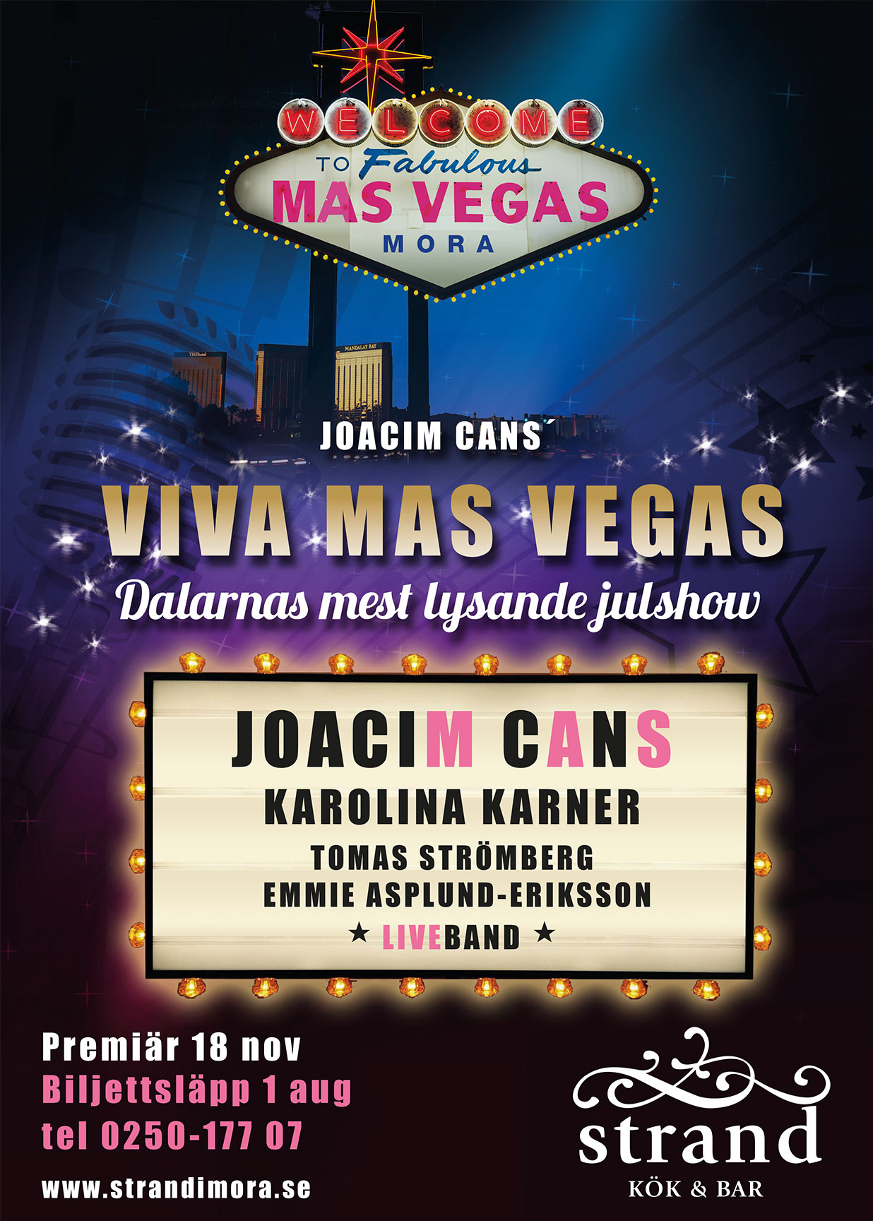 Viva Mas Vegas